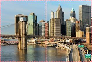 Фотообои бумажные гладь, Мосты, 200х310 см, fo01inB_br00146, фото 2