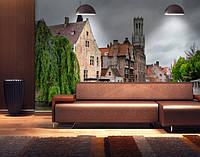 Фотообои текстурированные, виниловые Архитектура, 250х380 см, fo01inV_ar12305
