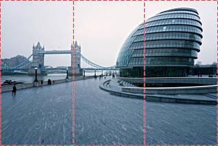Фотообои текстурированные, виниловые Мосты, 250х380 см, fo01inV_br00111, фото 2