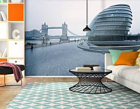 Фотообои текстурированные, виниловые Мосты, 250х380 см, fo01inV_br00111, фото 3