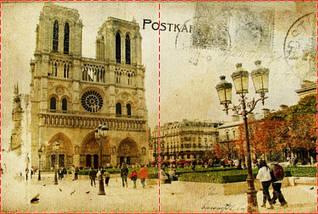 Фотообои бумажные гладь, Город, 200х310 см, fo01inB_st00007, фото 2