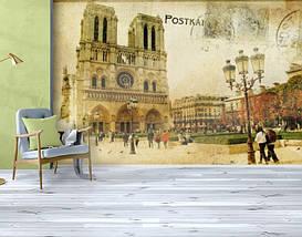 Фотообои текстурированные, виниловые Город, 250х380 см, fo01inV_st00007, фото 3