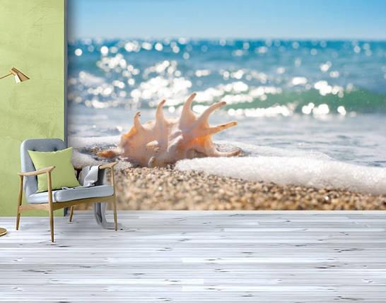Фотообои бумажные гладь, Море, 200х310 см, fo01inB_mp11643, фото 2