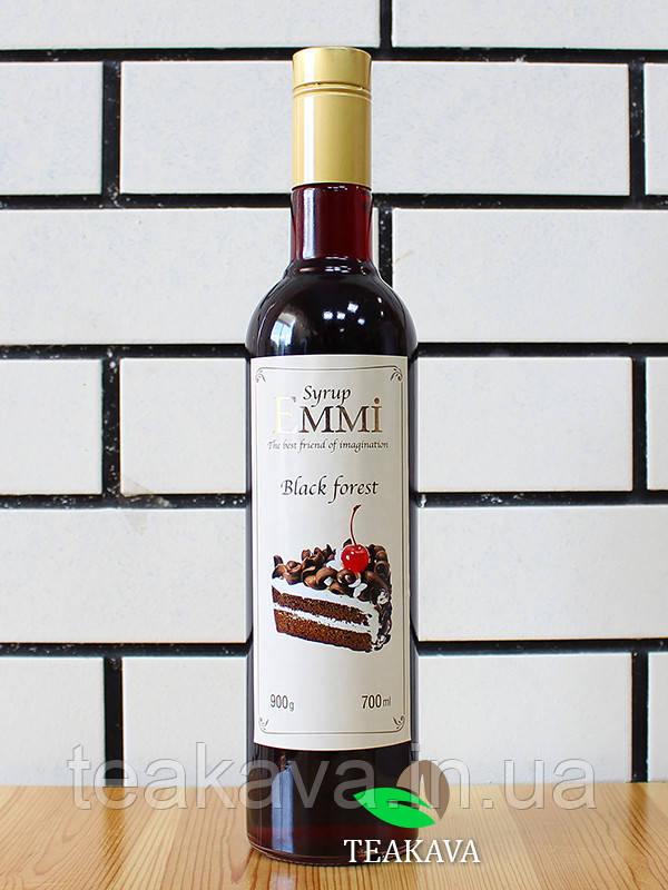 Сироп Emmi Черный лес 0,7 л (стеклянная бутылка)