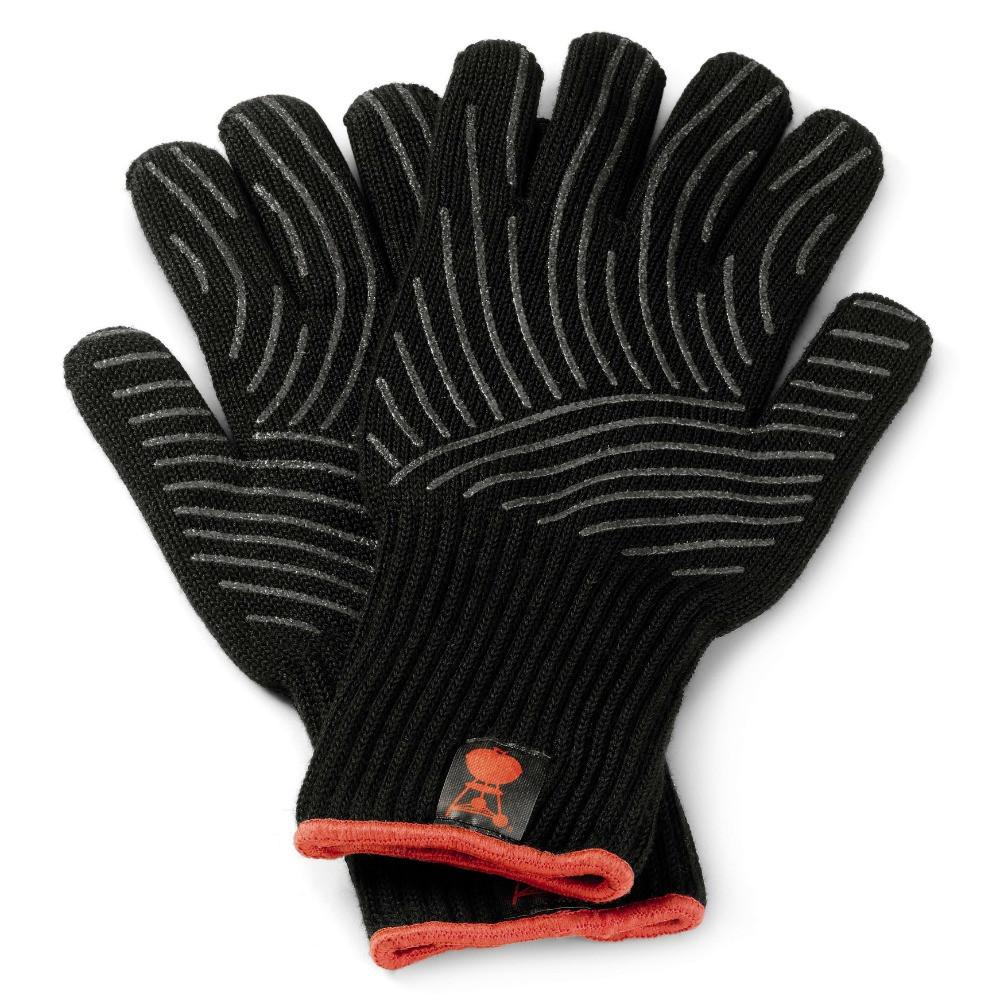 Перчатки жаростойкие S/M Weber 6669