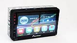 2din Pioneer 7023 GPS Автомагнитола USB+SD+Bluetooth (Короткая база), фото 4