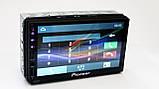 2din Pioneer 7023 GPS Автомагнитола USB+SD+Bluetooth (Короткая база), фото 7