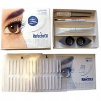 RefectoCil Eyelash Perm, Набор для завивки ресниц на 18 процедур с коллагеном и цистеином.