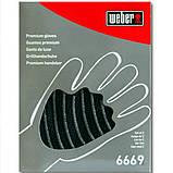 Перчатки жаростойкие L/XL Weber 6670, фото 9