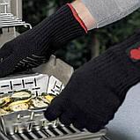 Перчатки жаростойкие L/XL Weber 6670, фото 10