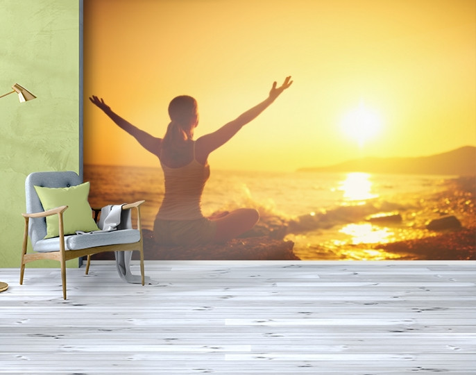 Фотообои текстурированные, виниловые Море, 250х380 см, fo01inV_mp12224