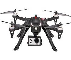 MJX Bugs 3 с подвесом для экшн камеры 410мм бесколлекторный черный