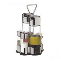 Набор масло, уксус, соль, перец, зубочистки Tescoma Club 650356
