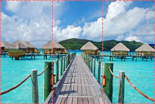 Фотообои текстурированные, виниловые Море, 250х380 см, fo01inV_mp11722, фото 2