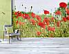 Фотообои бумажные гладь, Цветы, 200х310 см, fo01inB_fl13650, фото 2