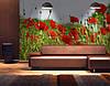 Фотообои бумажные гладь, Цветы, 200х310 см, fo01inB_fl13650, фото 3