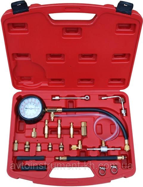 Набор для измерения давления топлива в инжекторных магистралях Profline 31211