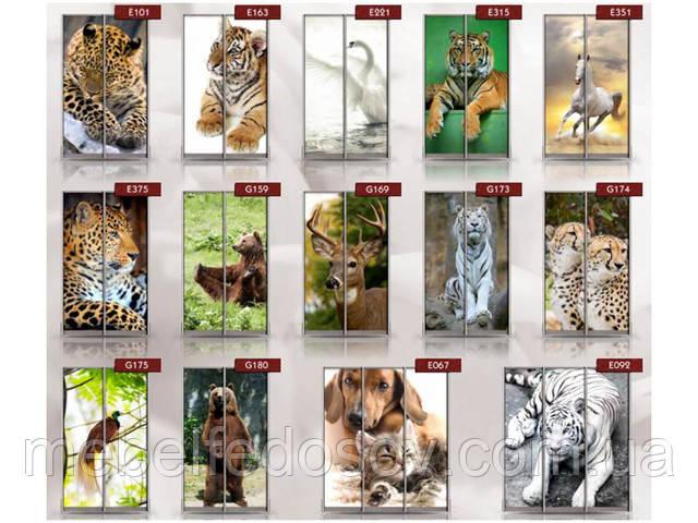 купить шкаф с фотопечатью тигр недорого