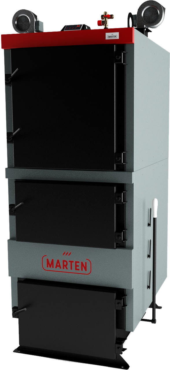 Твердотопливный котел Marten Comfort MC- 98 кВт