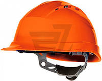 Каска Delta Plus QUARTZ ИV UP QUARUP4OR оранжевая Т20802113