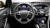 Руль Focus ST с кнопками круиза, ограничителя скорости и Bluetooth/Sync для Ford FOCUS III (2011-2014)