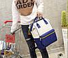 Каркасный трансформер сумка-рюкзак Цветной, фото 5