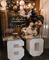 Стол под кенди бар, стол под росписи, стол для сладостей, фотозона, фото 1
