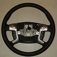 Руль в коже с круиз-контролем и ограничителем скорости Mondeo 4 для Ford MONDEO IV (2010-2014)