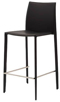 Полубарный стул Grand чёрный TM Concepto, фото 2