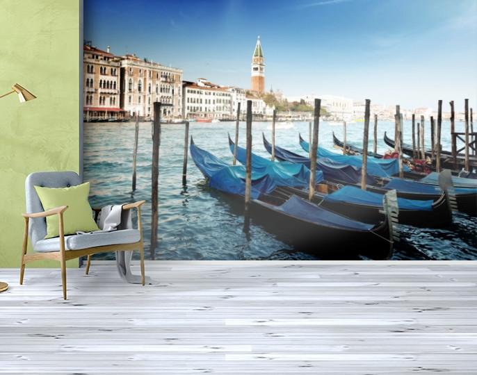 Фотообои бумажные гладь, Венеция, 200х310 см, fo01inB_ar11005