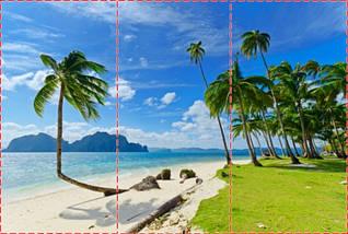 Фотообои текстурированные, виниловые Море, 250х380 см, fo01inV_mp12811, фото 2