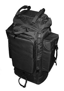 Походный рюкзак черный