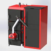 Пеллетный котел Kraft серия F 97 кВт c горелкой Oxi