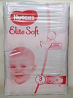 Подгузники Huggies Elite Soft 3, 5-9 кг, 80 шт. (5029053545295)