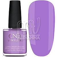 Лак CND Lilac Longing №125, 15 мл сиреневый