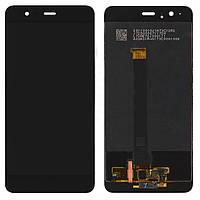 Дисплейный модуль LCD (дисплей+модуль) Huawei P10 PLUS / VKY-L29 Черный
