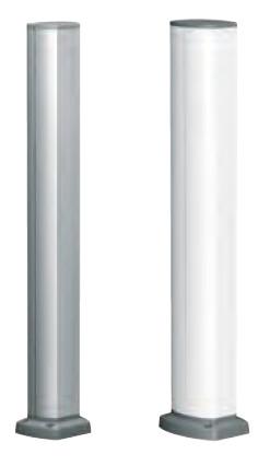МІНІ-КОЛОНА 1-СТОР. 0,7 М БІЛА RAL9010
