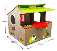 Домик с кухней для детей Mochtoys 020