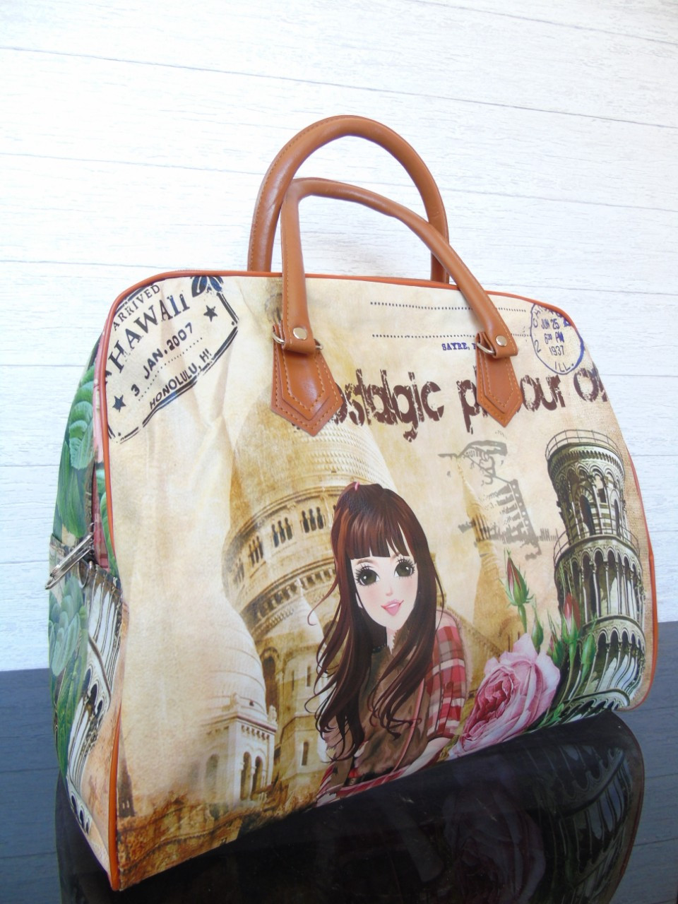 9d2b331c2a8c Женская сумка большая девушка: продажа, цена в Одессе. дорожные ...