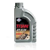 Трансмиссионное масло АКПП синтетика FUCHS TITAN ATF 4134 1L для Mercedes-Benz