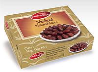 Финики королевские Medjoul natural dates