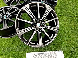 Оригинальные 20 -дюймовые диски для BMW X5 G05 748M Style