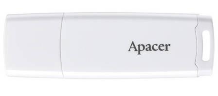 Флеш-драйв  32GB /Apacer/ AH336 white (AP32GAH336W-1) EAN/UPC: 4712389915627, фото 2