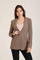 Пиджак Kor Kor 44 коричневый (2012_Brown)
