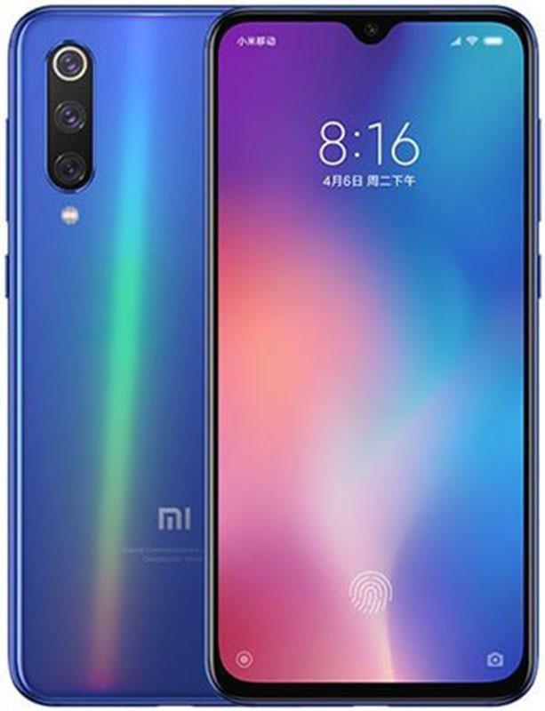 Смартфон Xiaomi Mi 9 Se 6/64Gb Ocean Blue [Global]