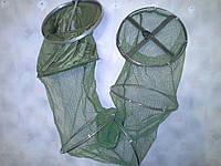 Садок карповый прорезиненная ткань d40