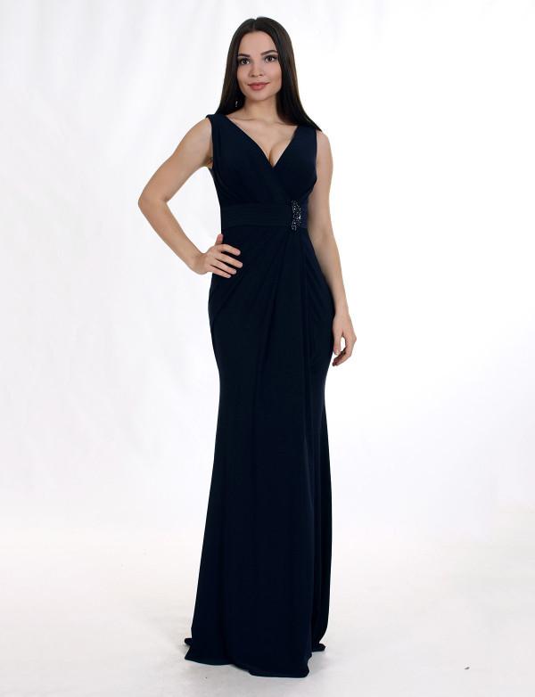 Сукня чёрная Modna KAZKA