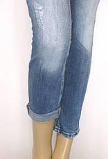 Женские джинсы бойфренд , фото 3