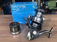 Котушка риболовна карпова SHIMANO NAVI 8000 XTB, фото 1