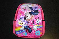 Детский мягкий 3D рюкзак «Минни Маус»